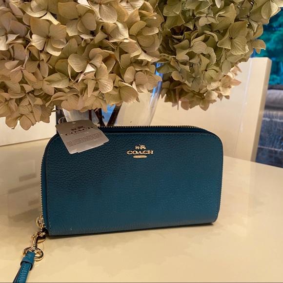 Brand new COACH wallet & handbag